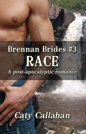 Brennan Brides 3 Race by Caty Callahan | Sweet romances with action and adventure